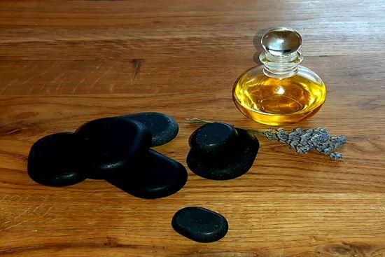 Bild von Hotstone-Massage 90min