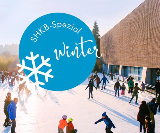 Picture of Kind Eispark SHKB Winter Spezial